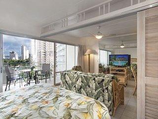 Ilikai 703-City View Condo that Sleeps 4! - Honolulu vacation rentals