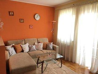 Romantic 1 bedroom Condo in Subotica - Subotica vacation rentals