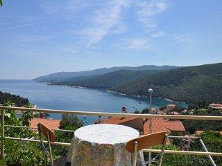Sweet studio, free WiFi,sea view 13 - Rabac vacation rentals