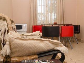 Comfortable 1 bedroom Condo in Moshi with Washing Machine - Moshi vacation rentals