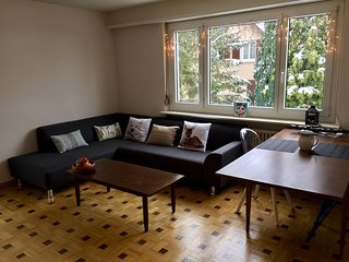 A cheaper alternative to Zurich, private bedroom in a furnished apartment! - Winterthur vacation rentals