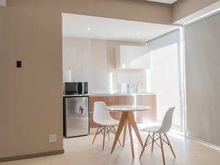 Spacious 1-bedroom, 1.5 bathrooms Apartment in Guadalajara - Zapopan vacation rentals