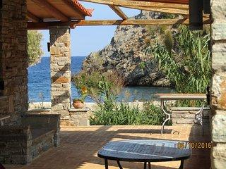 villapetramarina, beach house, island Evia, Greece - Nea Styra vacation rentals