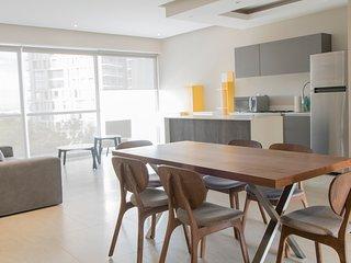 2-bedroom Apartment with Gym in Guadalajara - Zapopan vacation rentals