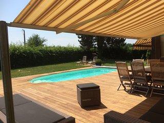 Villa des collines,full property - Furdenheim vacation rentals