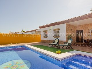 3 bedroom and private pool (22692) - Conil de la Frontera vacation rentals