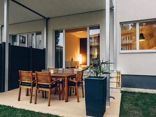 Apartment with Terrace AIRSTAY 01 - Basel vacation rentals