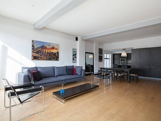 Stylish apartment with parking - London vacation rentals