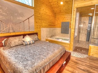 Perfect 1 bedroom Cabin in Cleveland - Cleveland vacation rentals