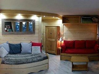 superbe studio,coeur d'Avoriaz ,vue exceptionnelle - Avoriaz vacation rentals