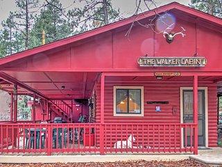 NEW! Relaxing 2BR Prescott Cabin in the Mountains! - Prescott vacation rentals