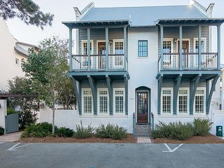 Southern Serenity Cottage in Rosemary Beach with Heated Pool! - Rosemary Beach vacation rentals
