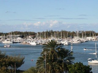 The Southport Studio with magnificent water views. - Southport vacation rentals