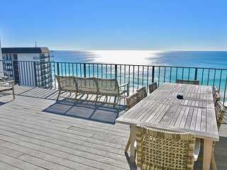 Penthouse With HUGE Roof Top Terrace - Panama City Beach vacation rentals
