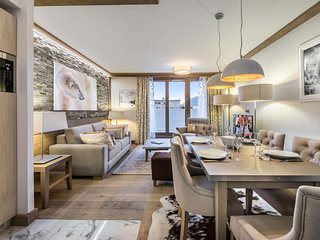 Charming 2 bedroom Villa in Courchevel with Washing Machine - Courchevel vacation rentals