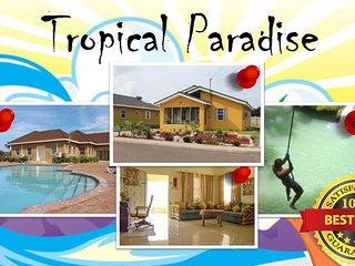 Tropical Paradise minutes from Ocho Rios (sleeps 8) - Ocho Rios vacation rentals