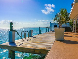 4 Bedroom 2 Bath With Ocean View and with hot tub - Marathon Shores vacation rentals