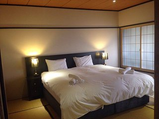 Ski-in, Ski-out 2 Bedroom apartment. #1. - Hakuba-mura vacation rentals
