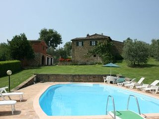 3 bedroom Villa in Cortona, Tuscany, Italy : ref 2020503 - Torricella di Monte San Savino vacation rentals