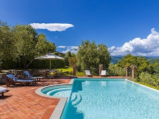 Comfortable 7 bedroom Monsummano Terme House with Deck - Monsummano Terme vacation rentals