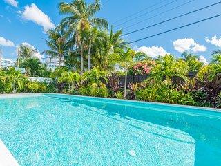 Coco Palm Escape: Walk to Ocean - Pompano Beach vacation rentals