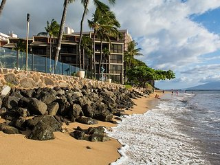 Ocean Front Condo Just Steps From the Sand - Lahaina vacation rentals