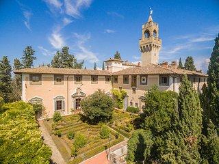 3 bedroom Apartment in Montespertoli, Central Tuscany, Tuscany, Italy : ref - Montegufoni vacation rentals