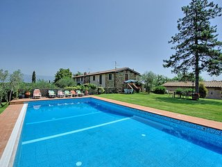 4 bedroom Apartment in Cavriglia, Chianti, Tuscany, Italy : ref 2385720 - Cavriglia vacation rentals