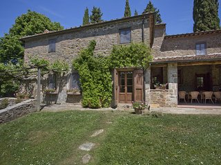 6 bedroom Apartment in Volpaia, Chianti, Tuscany, Italy : ref 2385760 - Volpaia vacation rentals