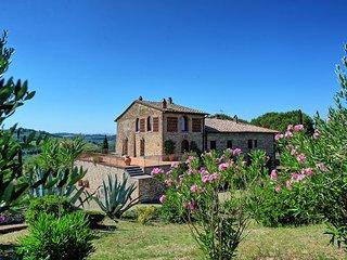 5 bedroom Apartment in Montespertoli, Chianti, Tuscany, Italy : ref 2385794 - Montespertoli vacation rentals