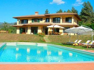 7 bedroom Villa in Castelnuovo Di Garfagnana, Garfagnana, Tuscany, Italy : ref - Castelnuovo di Garfagnana vacation rentals