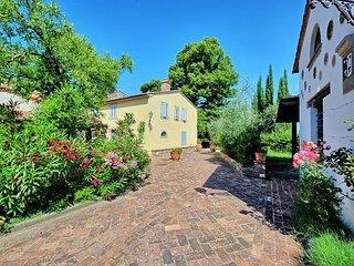 4 bedroom Villa in Ferracciano, Central Tuscany, Tuscany, Italy : ref 2387420 - Molezzano vacation rentals