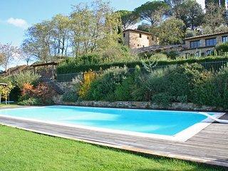 3 bedroom Villa in Poggibonsi, Chianti, Tuscany, Italy : ref 2385919 - Poggibonsi vacation rentals