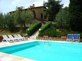 4 bedroom Apartment in Santa Barbara, Central Tuscany, Tuscany, Italy : ref 2386212 - Torricella vacation rentals