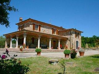 3 bedroom Villa in Campoleone, Val D orcia, Tuscany, Italy : ref 2386217 - Lucignano vacation rentals