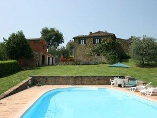 3 bedroom Apartment in Santa Barbara, Central Tuscany, Tuscany, Italy : ref 2386222 - Torricella di Monte San Savino vacation rentals