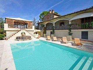 7 bedroom Villa in Montebenichi, Chianti, Tuscany, Italy : ref 2386520 - Montebenichi vacation rentals