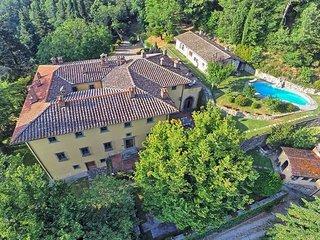 10 bedroom Villa in Londa, Central Tuscany, Tuscany, Italy : ref 2386800 - Londa vacation rentals