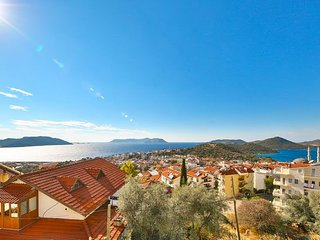 Penthouse apartment Kas town centre - Kas vacation rentals