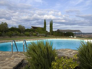 3 bedroom Apartment in Monte S. Marie, Val D orcia, Tuscany, Italy : ref 2386841 - Torre A Castello vacation rentals
