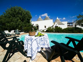 5 bedroom Villa in Savelletri, Apulia, Italy : ref 2387439 - Savelletri vacation rentals