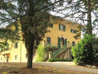 7 bedroom Villa in Montegemoli, Tuscany Sw, Tuscany, Italy : ref 2387080 - Ponteginori vacation rentals