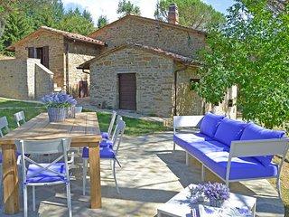 3 bedroom Villa in Castiglion Fiorentino, Central Tuscany, Tuscany, Italy : ref - Castiglion Fiorentino vacation rentals