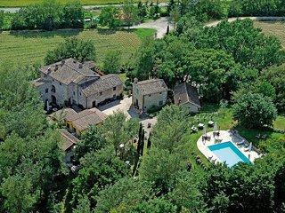 7 bedroom Villa in Anghiari, San Sepolcro Alto Tevere, Tuscany, Italy : ref - Anghiari vacation rentals