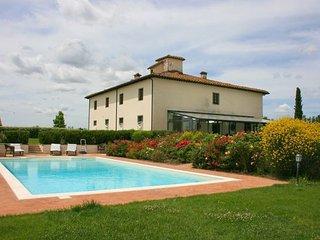 9 bedroom Villa in Castiglion Fiorentino, Central Tuscany, Tuscany, Italy : ref - Castiglion Fiorentino vacation rentals