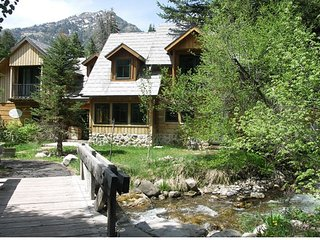 Treehouse Cottage on Sundance Creek - Sundance vacation rentals