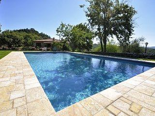5 bedroom Villa in Vertine, Chianti, Tuscany, Italy : ref 2387267 - Gaiole in Chianti vacation rentals