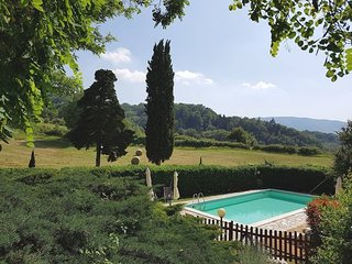 5 bedroom Apartment in Campestri, Central Tuscany, Tuscany, Italy : ref 2387442 - Santa Brigida vacation rentals