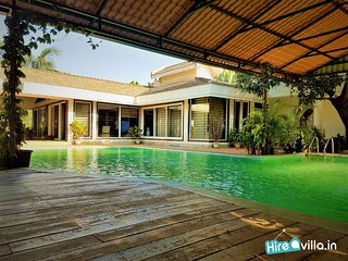 Bright 5 bedroom Villa in Karjat - Karjat vacation rentals