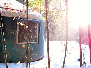 Mountain Brook Yurt Off-The-Grid Retreat - Denmark vacation rentals
